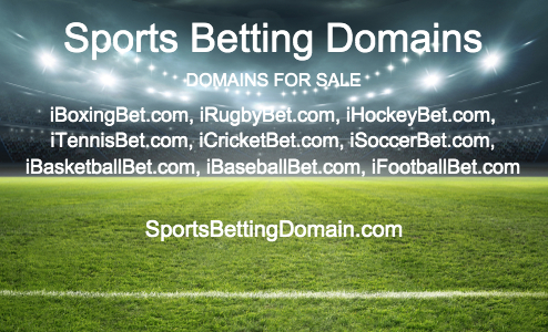 iSports Betting Domains For Sale by   #sportsbetting #boxing #rugby #hockey #tennis #cricket #soccer #basketball #baseball #football #domainsforsale #gamblingdomains #affiliateprogram #affiliatemarketer