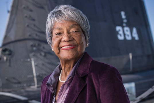 Navy Ship Builder: Raye Montague, a brilliant African American woman & naval engineer, was credited with creating the 1st computer-generated rough draft of a U.S. naval ship design. She further distinguished herself as the Navy's 1st Program Manager of Ships #BlackHistoryMonth