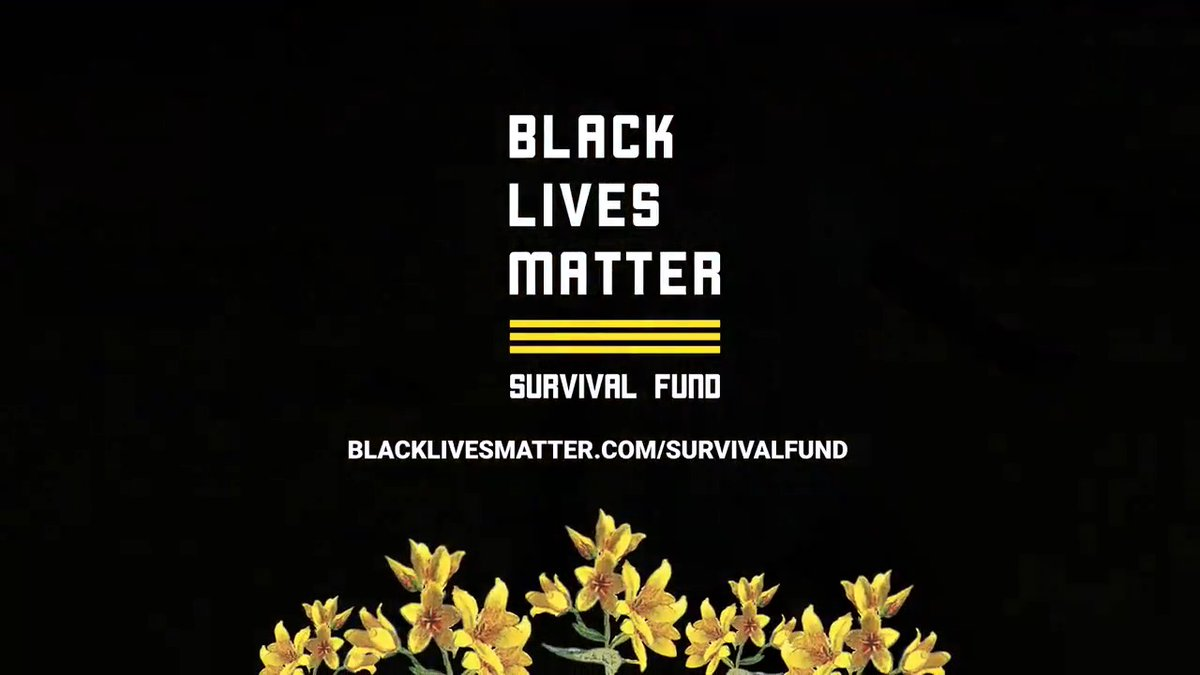 We're funding our own survival so we can thrive ✊🏿   Together with BLM Grassroots, we're launching the #BLMSurvivalFund to support Black people facing economic hardship, with priority for those who've been harmed by institutions meant to help them.  Visit