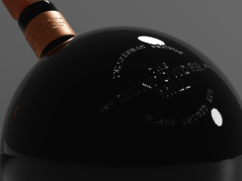 Gunpowder Mill Black Spiced Rum: Design: Holly McNicholas Location: United Kingdom Project Type: Student Project School: University of Central Lancashire Tutor: Pete Thompson, Ted Howell Packaging… https://t.co/AoO1HTudhL #openpackagingnetwork #foodpackaging #opnplatform https://t.co/6iqMPnRRob