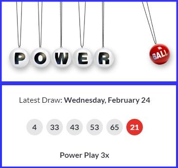 Winning numbers for the February 24, 2021 Powerball drawing  #Powerball #PowerballWinningNumbers #PowerballNumbers #lottery #lotto #jackpot #books #ebooks #Amazon #AmazonBooks #AmazonKindle #Kindle #KindleBooks #KindleUnlimited #KindleOwnersLendingLibrary #KindleLendingLibrary https://t.co/qoSftdZtUm