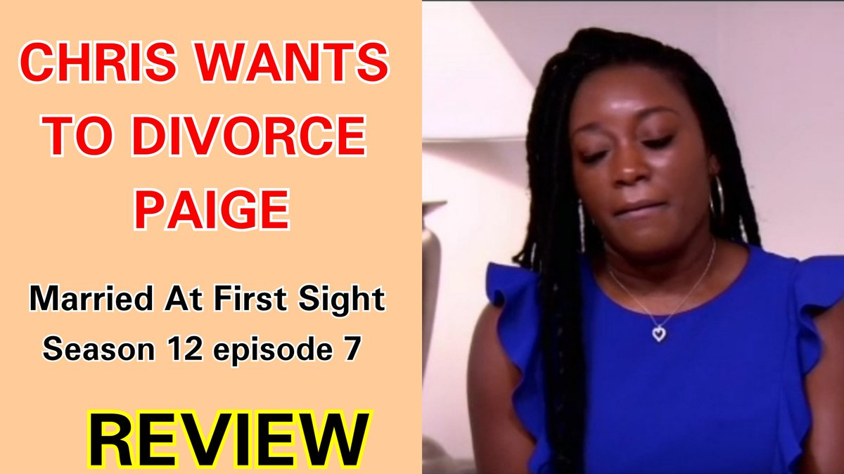 My REVIEW Of MAFS  Episode 7  Click link below to watch 👇   Don't forget to subscribe  #MarriedAtFirstSight #mafs  #MarriedAtFirstSightatlanta #mafslifetime