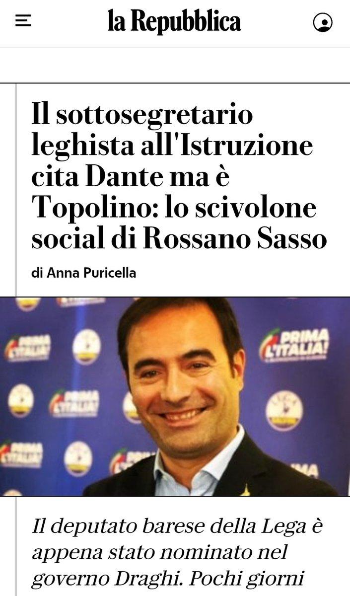 #Sasso