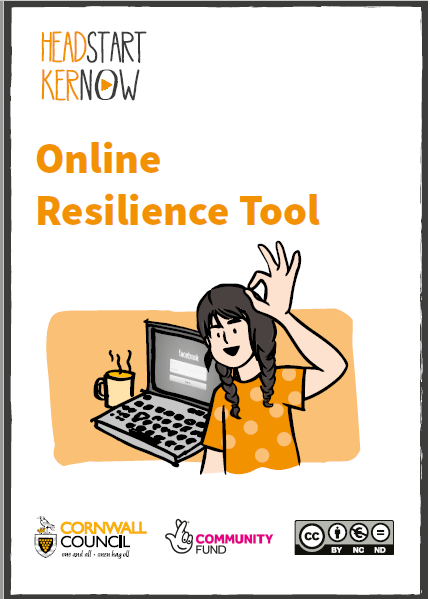 The Online Resilience Tool provides a practical way for professionals to assess young people's online behaviour and help them make decisions about whether that behaviour represents risk of harm. @UK_SIChelpline @HeadStartKernow Download for free here: