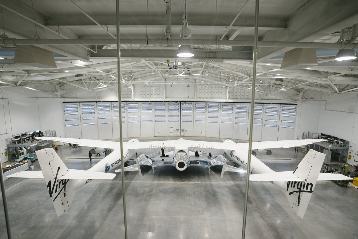 Virgin Galactic announces two Aerospace Systems and Engineering Leadership appointments.  Swami Iyer, President of Aerospace Systems. Stephen Justice, Vice President of Engineering.  Read more;