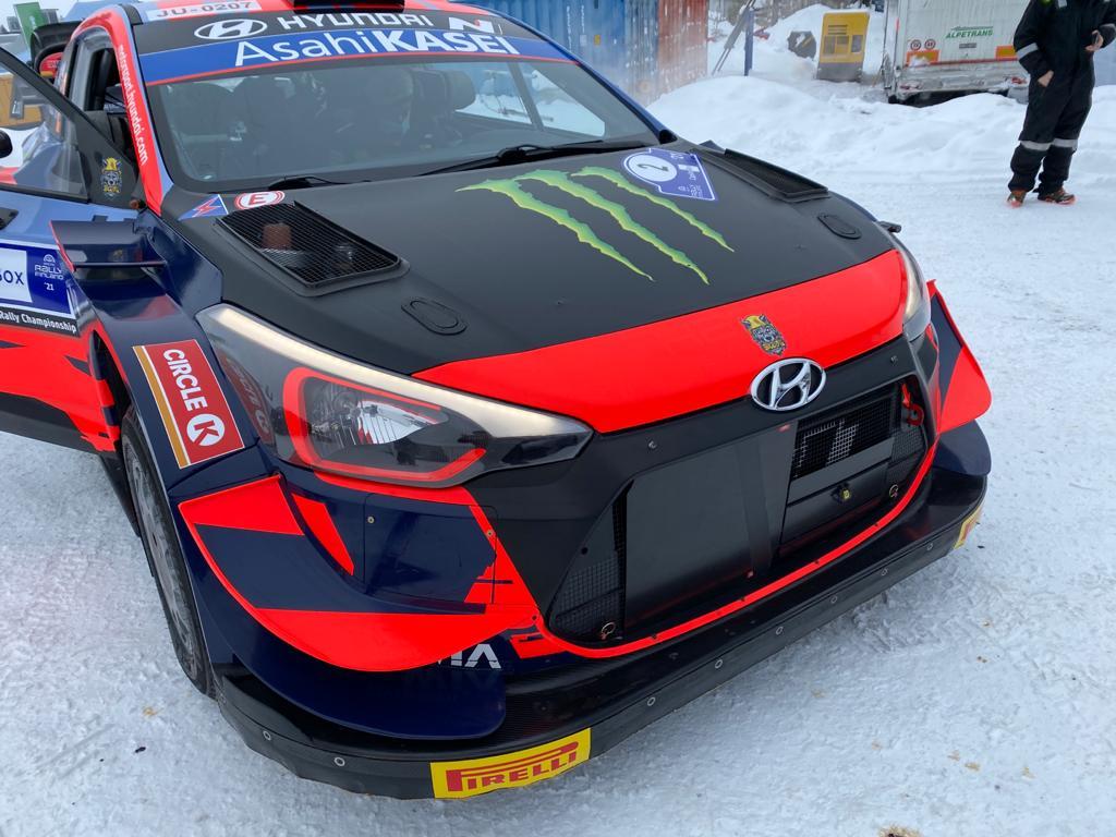 WRC: Arctic Rally Finland - Powered by CapitalBox [26-28 Febrero] - Página 2 EvEkdgqWgAELvDt?format=jpg&name=medium