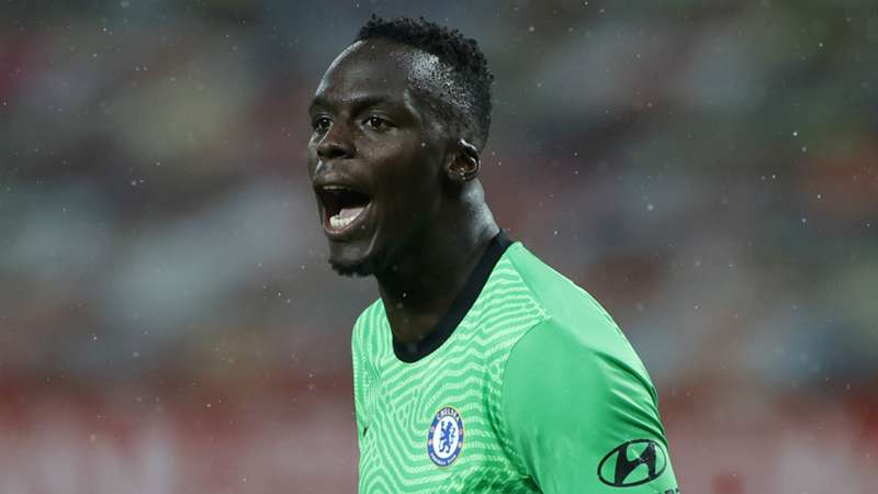 .#Mendy ready to 'fight' #Kepa & Caballero for #Chelsea No.1 spot #CFC