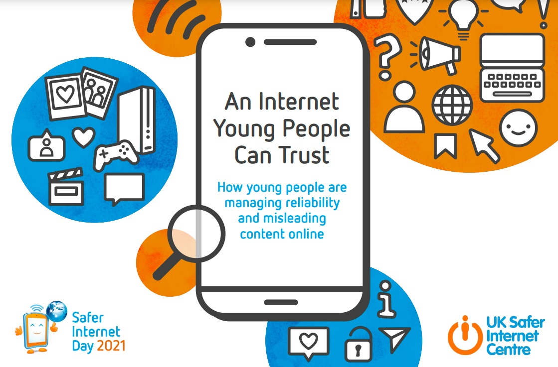 Have you seen our research into how young people are managing reliability and misleading content online yet? Some fascinating findings at: