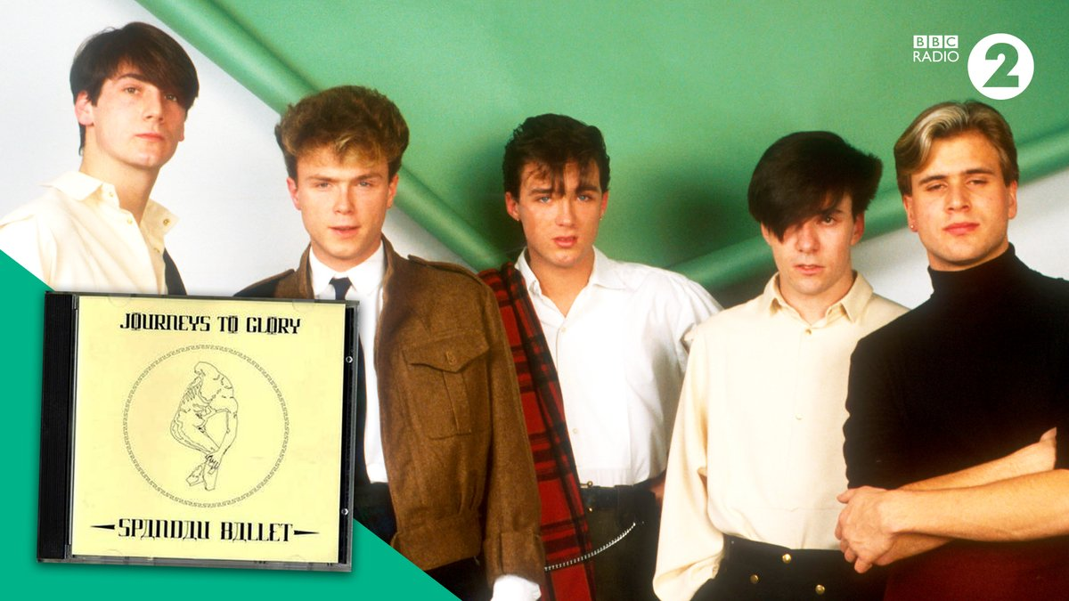 Can you believe its been 40 years since @SpandauBallet released Journeys to Glory?! 😮🎉 This week, @djgarydavies is joined on Sounds of the 80s by @realmartinkemp, John Keeble and @SteveNormanReal to celebrate the album - this Friday from 9.30pm on @BBCSounds 🧡