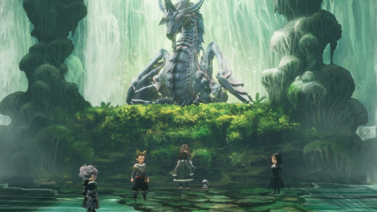 Replying to @Kotaku: Bravely Default 2 Is Another Fun But Flawed Old-School JRPG