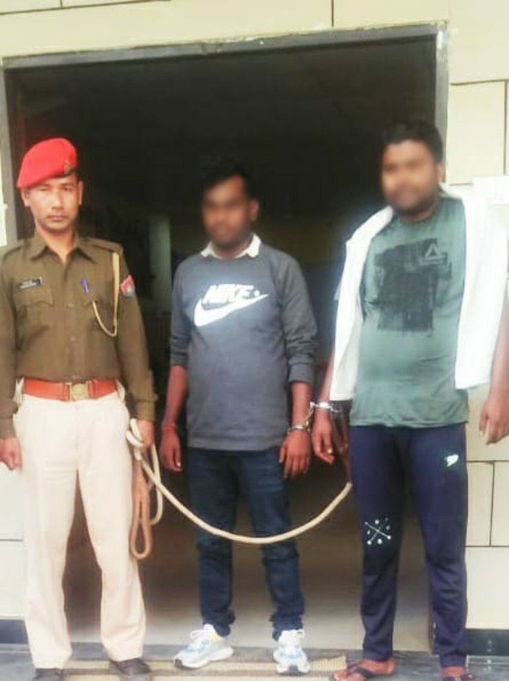 After Cattle Mafia Adam Ali, Crime Masters, Abdul Kader and Abu Jojaifa Alom, of Kareya Pahar, PS Jogigopha, Bongaigaon ARRESTED for engaging in financing illegal Cattle Trade. Later found to be key players in many illegal Trade practices. Cars, Laptop, Financial Docs. Seized.