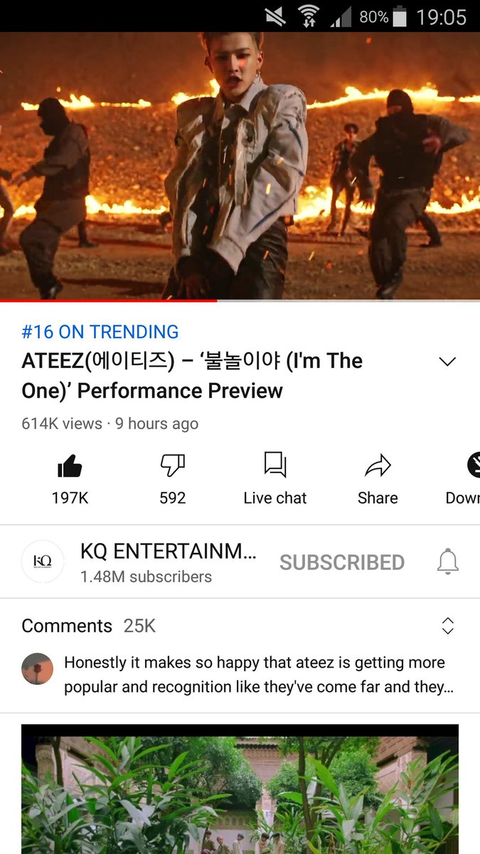 Keep streaming atinys fighting 🔥 💕 ATEEZ PREVIEW  #FIREWORKSto1MILLION  Pirates of the Kingdom 👑  #KINGTEEZ 🔥 #ATEEZ . #에이티즈 . #MarkTheGlobeATEEZ. #ATEEZIsComing .  @ATEEZofficial