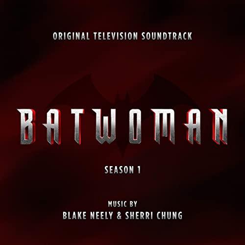 A trilha sonora da primeira temporada de #Batwoman, composta por @cowonthewall e @Sherri_Chung, será lançada amanhã (26) em formato digital! Confira a capa e as faixas: