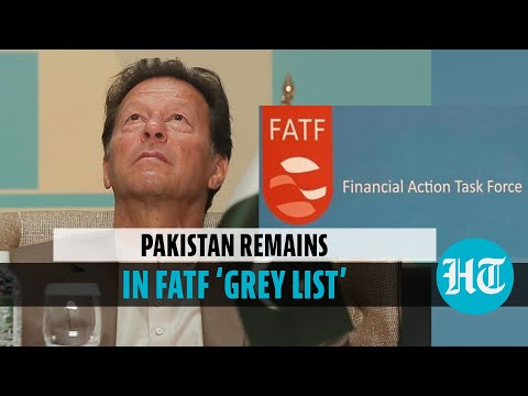 "#Watch | Financial Action Task Force (FATF) today retained Pakistan on its ""grey list"" till June after concluding that Islamabad failed to address its strategically important deficiencies, to fully implement the 27 point action plan that the watchdog had drawn up for Pakistan."