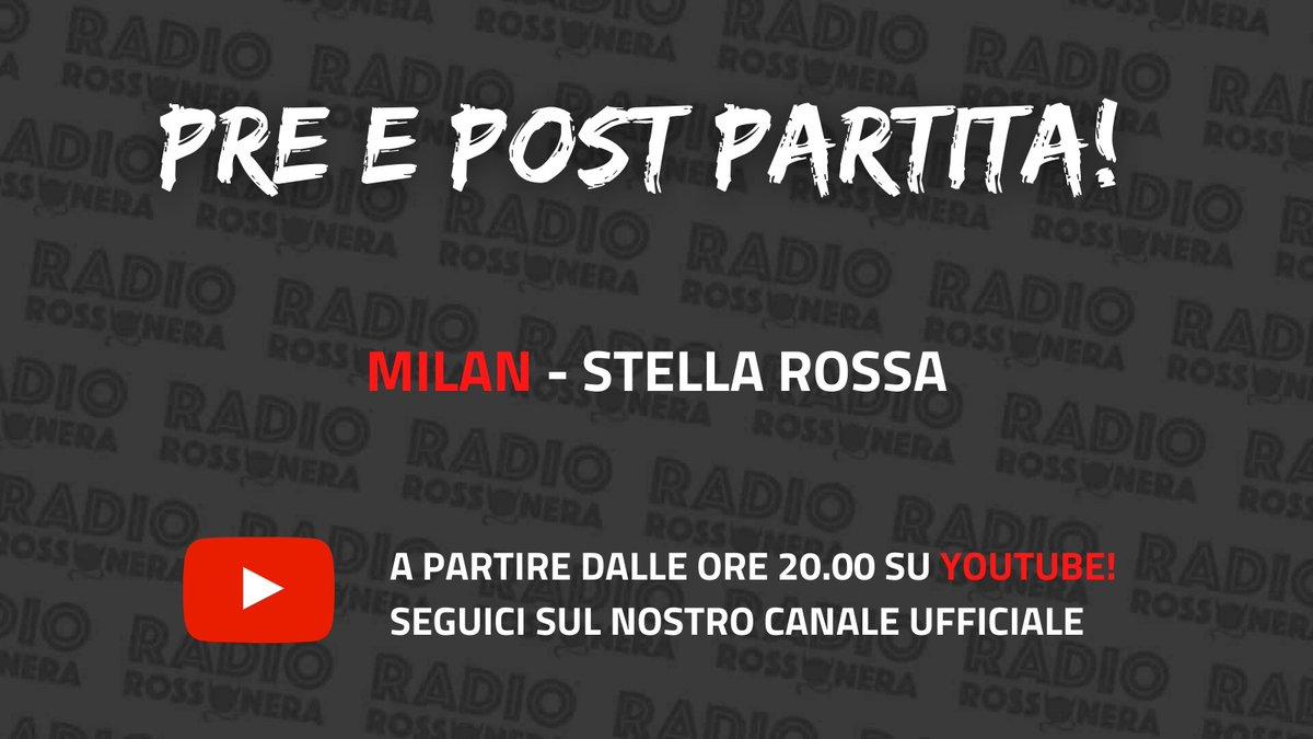#MilanStellaRossa