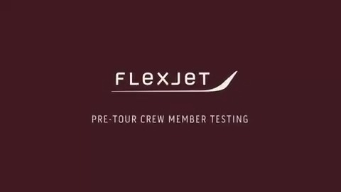 Image for the Tweet beginning: #DidYouKnow that #Flexjet tests its