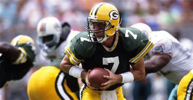 Happy birthday to former #Packers QB @Dmajik7  #MajikMan #GoPackGo