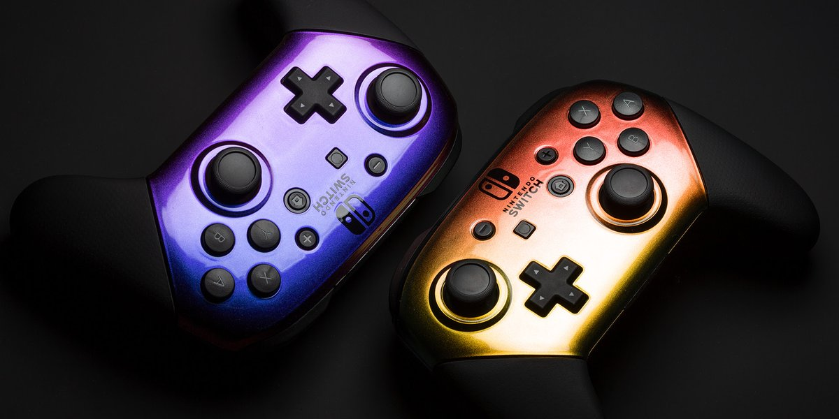 The Illusion Pro controller always deserves a second look:  #NintendoSwitch