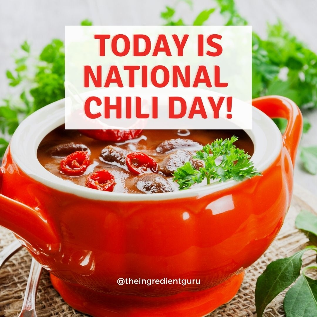 The Ingredient Guru Mira Dessy Ne On Twitter Indulge In A Big Comforting Bowl Of Chili Today Check Out My Umami No Bean Chili Https T Co Lhpkmzrw19 This Recipe Is So Full Of Fresh Veggies