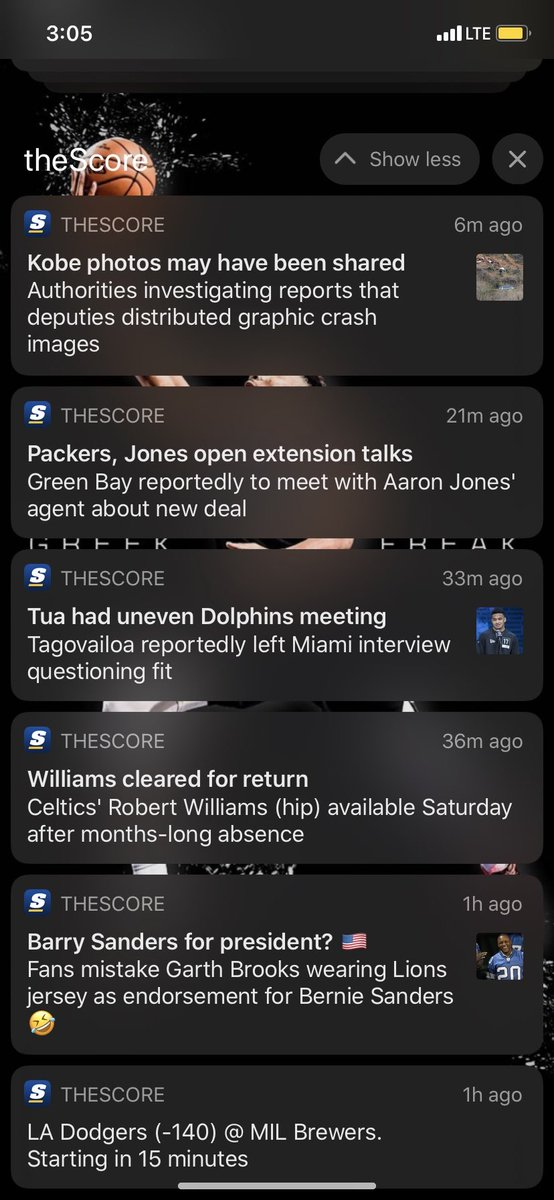 1 year ago today..: crazy how a year changes contracts talks 🤯 #packers #aaronjones