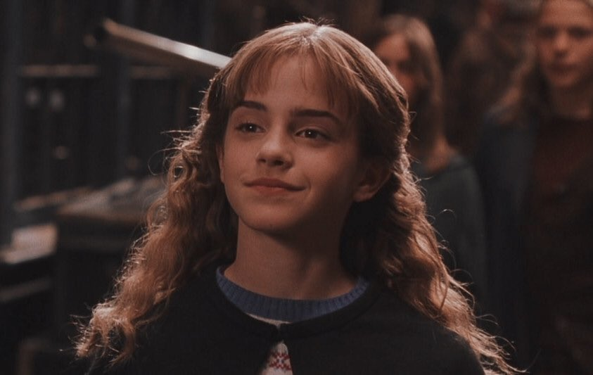 thank you to emma watson for bringing the character of hermione granger to life ❤️