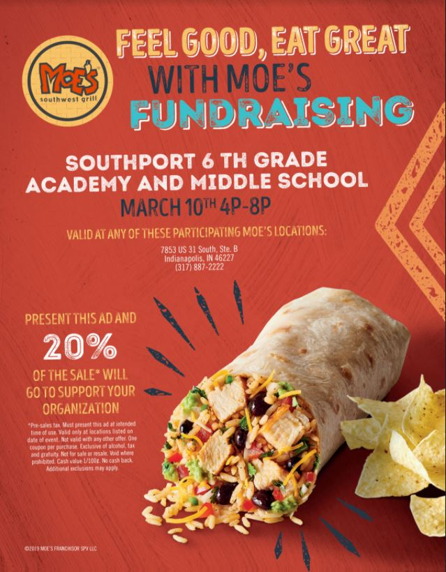 Today is Moe's Day to support SA! #LoveBeingACardinal