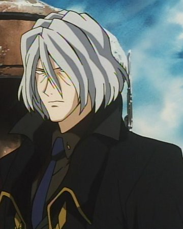 """Also add Vicious and Abacchio to that list of """"People who look like Sephiroth but ain't Sephiroth"""" 😂🤷♂️ #CowboyBebop #jojosbizarreadventure"""