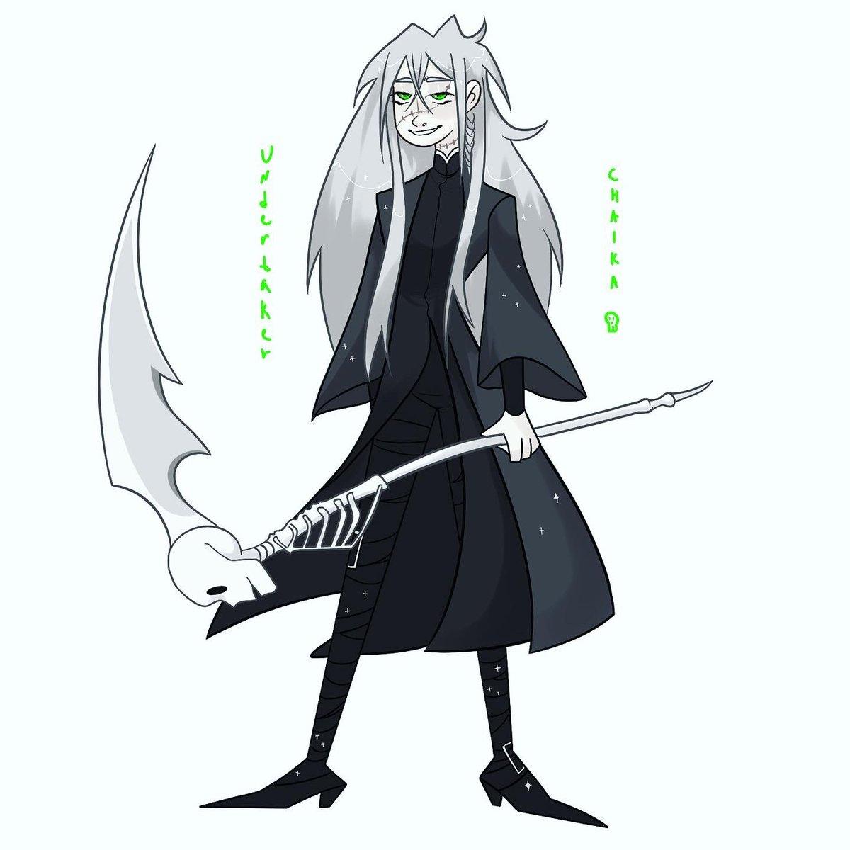 💚 #interpvscanon #blackbutler #anime