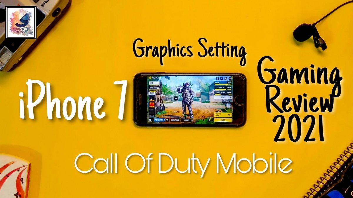 #iPhone7 #Gaming #Review #2k21 #iPhone 7 #CallOfDutyMobile #GraphicsSetting #iPhone7Plus #5G #CODMobile #CallofDuty #Apple #ios #iPhone12ProMax #gaming #gamer #GameDay #gamers #PUBGMOBILE #VIDEO #PUBG履歴書 #PUBG_MOBILE #Bangladesh #BlackOpsColdWar #S21