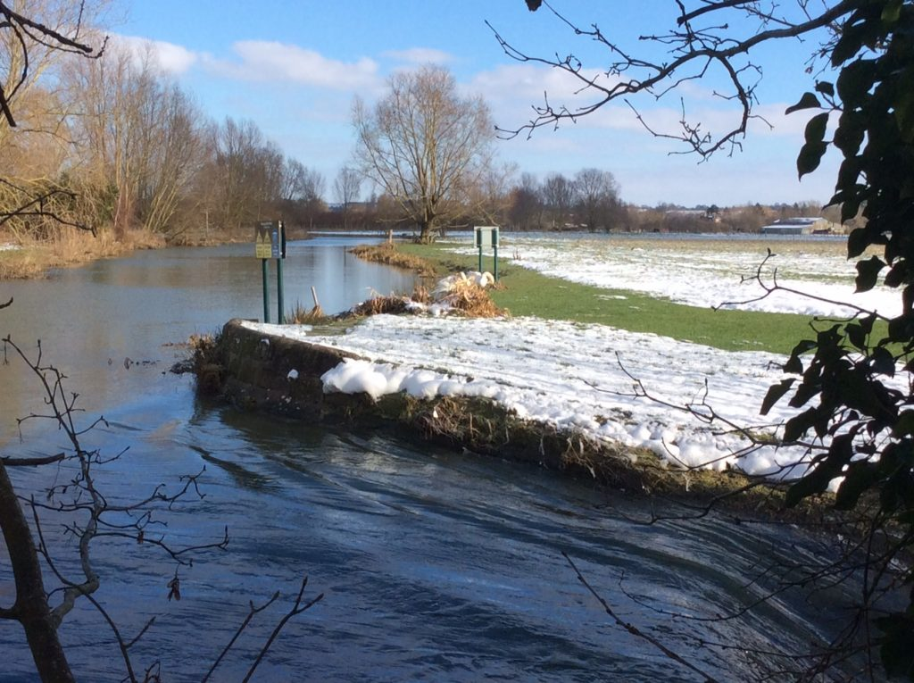 Hello. Have a look at our new #notesfromariversidegarden blog post discussing the #snow #icicles #withchazel and #walkers in the #stourvalley xx