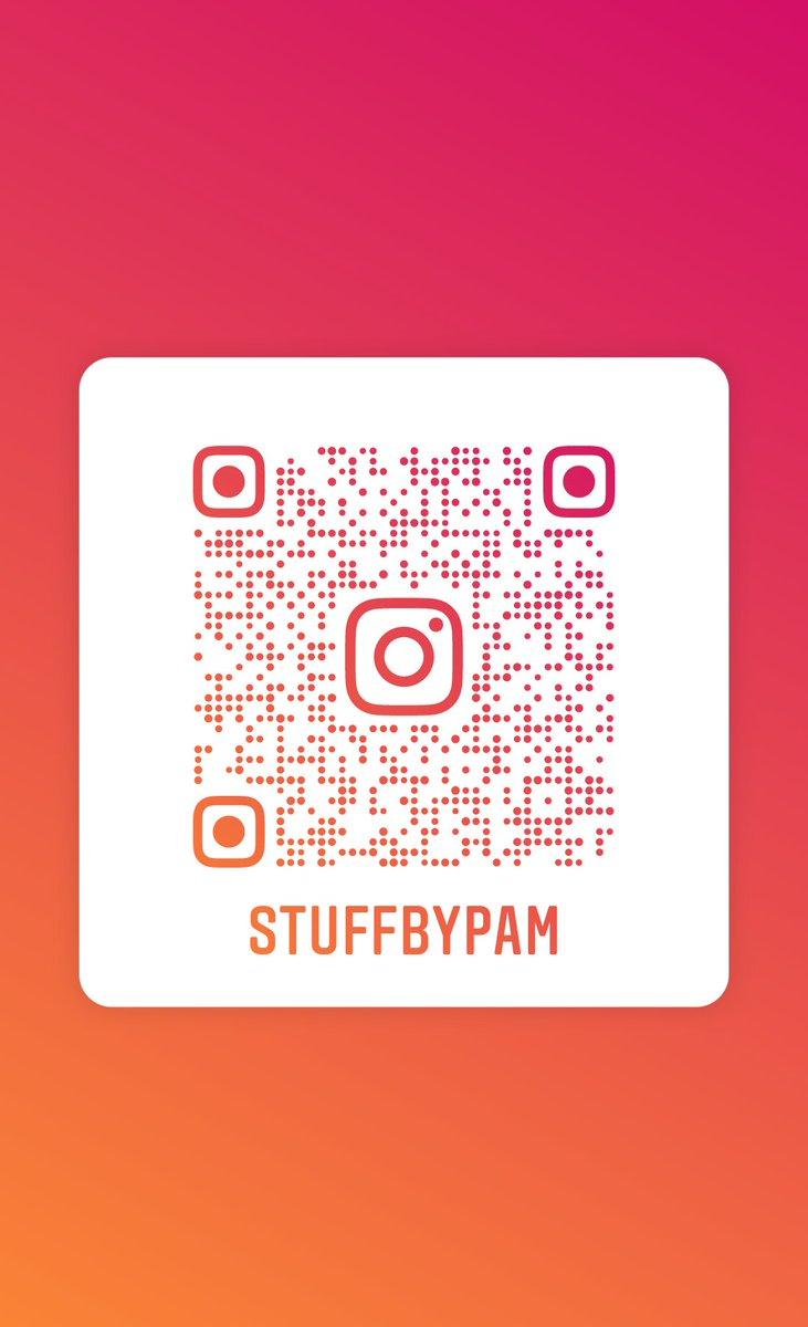 Follow me on Instagram! Username: stuffbypam instagram.com/stuffbypam?r=n…