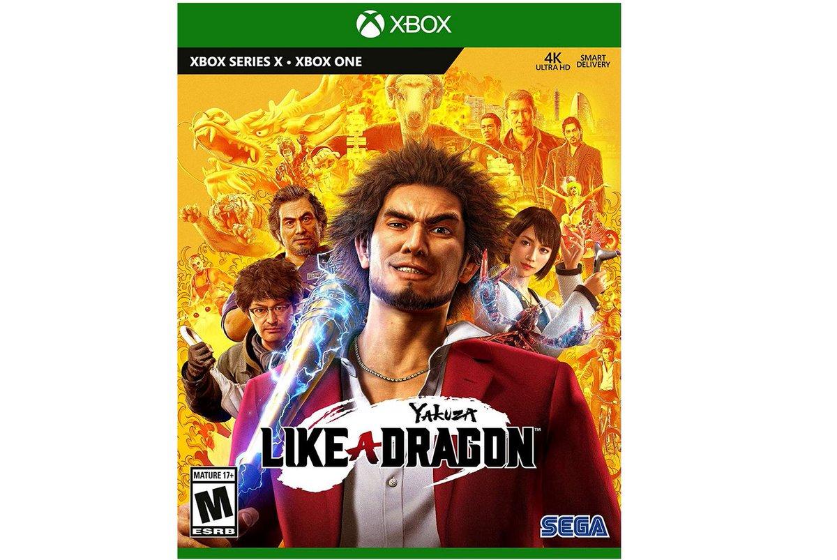 Yakuza: Like a Dragon - Day Ichi Edition (X1/X) $25.64 via Amazon (Prime Eligible). 2