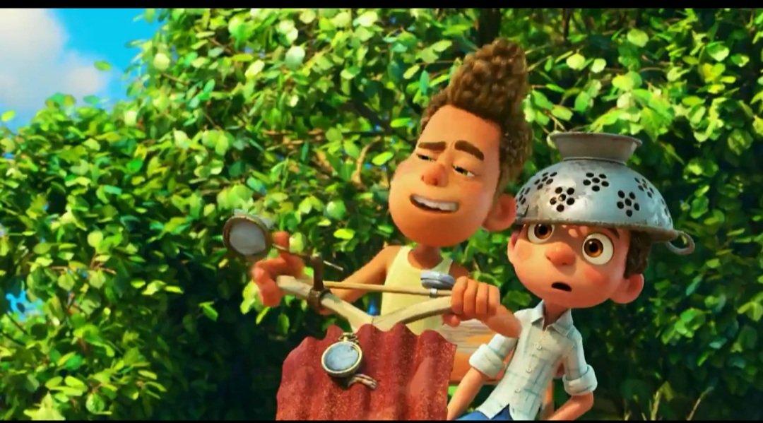 #PixarLuca
