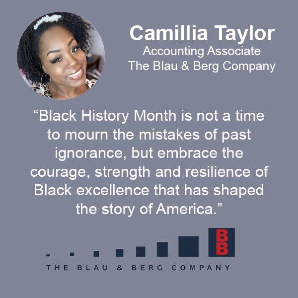 Camilla Taylor on Black History Month #bhm #blackhistory #americanhistory #blackhistorymonth #cre