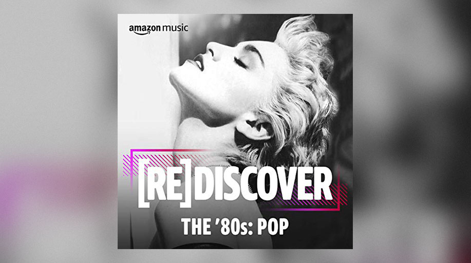 Dance through your #TBT and name your fave '80s track 👇🎶  Listen to @Madonna, @prince, @StevieWonder and more on our [RE]DISCOVER the '80s: Pop playlist on Amazon Music 🎧: