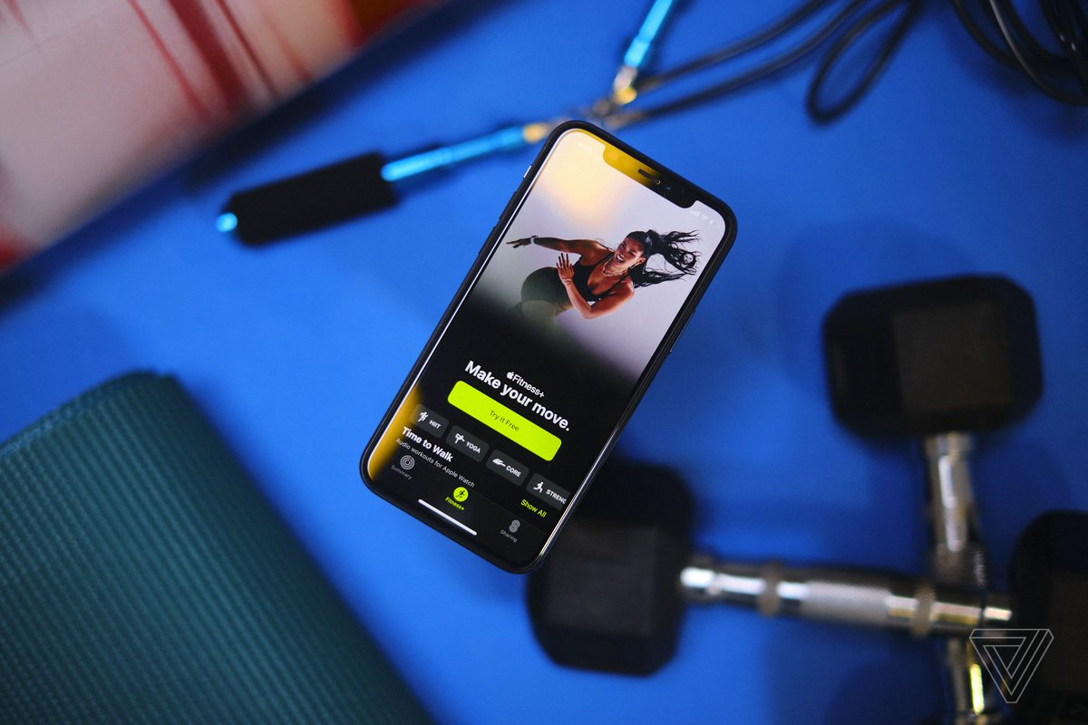 Apple Fitness Plus review: on track, but a long way to go