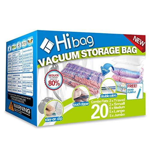 Hibag Vacuum Storage Bags Combo