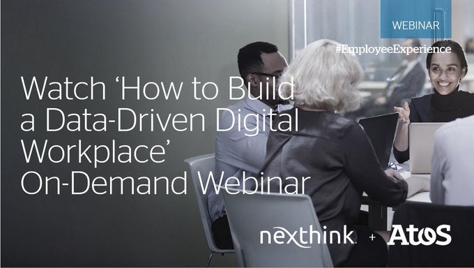 If you missed it, watch on-demand Webinar with @_jamesmcmahon, as he shares the key...