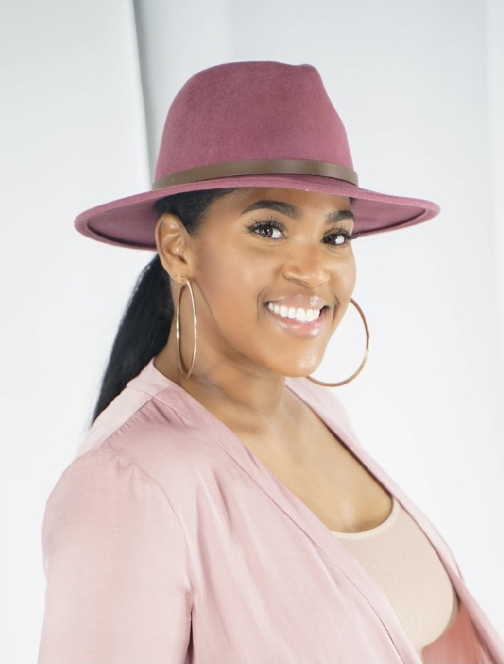 Our Chief of Marketing - Principal - Vanity Perkins   Please show us some love! BIPOC Woman Owned Business  Share, Spread the Word, Download! Talk About it! Retweet it! Follow Us!  💜