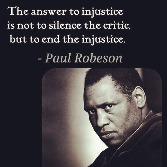 ❤️🖤💚 Paul Robeson 💚🖤❤️ April 9, 1898 ~ January 23, 1976  Thank you King for your contributions to the world!  #BlackHistoryMonth #BlackExcellence✊🏾 #BlackLivesMatter✊🏽✊🏾✊🏿 #BlackGirlMagic #BlackBoyJoy #Legend #Actor #Activist