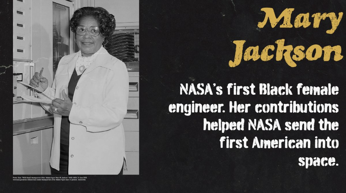 As we continue the celebration of #BlackHistoryMonth  and #NationalEngineersWeek, we honor the pioneering Black engineers whose achievements paved the way for present and future engineers.