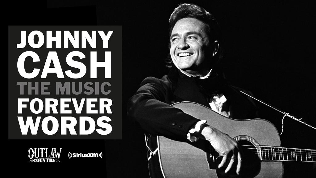 Celebrate @JohnnyCash's birthday and expanded 'Forever Words' album with John Carter Cash, @jamey_johnson, and Shawn Camp this Friday, 2/26 at 8pm ET on @SXMOutlaw:
