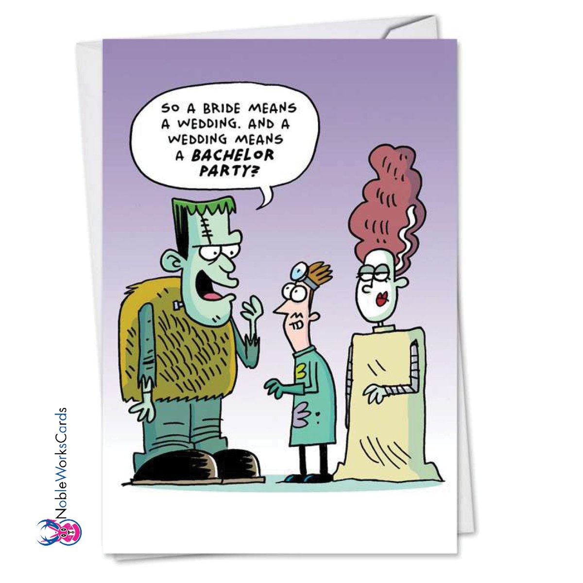 This is the negotiation ladies 💍👰🤵💸 #greetingcards #cards #stationary #hilarious #funny #bachelorparty #weddingday #engagement #marriage #groom #bride #engagementparty #party   Click on the link to find this card (item no. c2654eng) and more!
