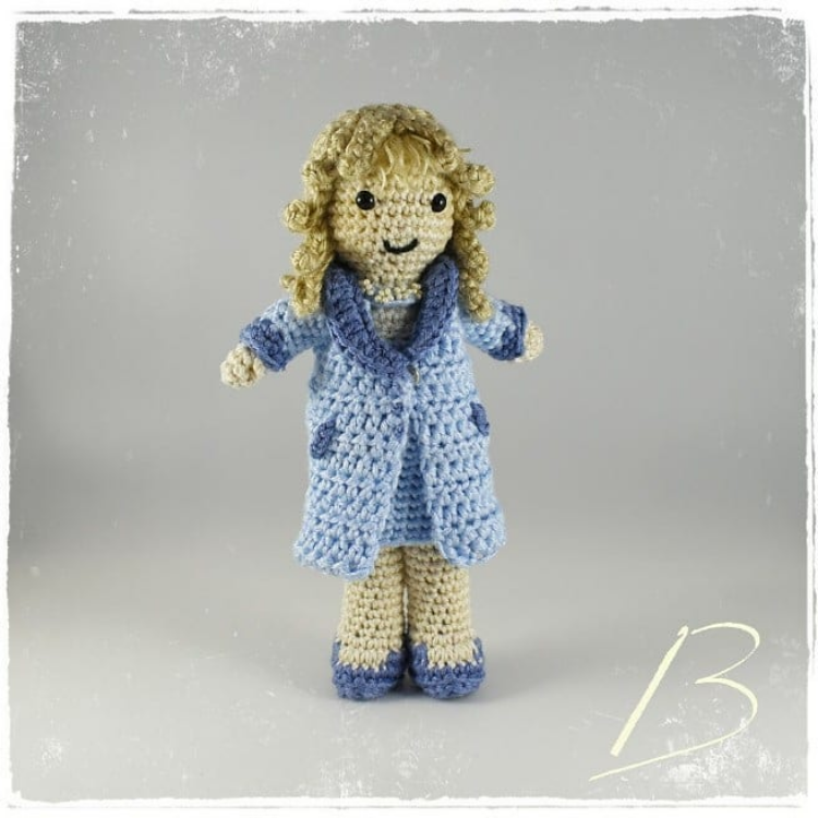 Jill Biden ☺ Inauguration Day  #belio #beliocrochet #amigurumi #crochet #ganchillo #jillbiden #firstlady #flotus #inaugurationday #potrait #retrato