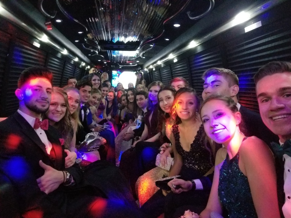 With senior prom on the horizon, it's time to start making plans to make sure your night in unforgettable. Free Quote @   #prom #prom2021 #promparty #promfun #love #party #partybus #limobus