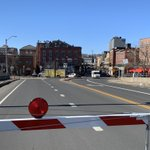 The Stroffolino Bridge (RT136) remains closed. @CTDOTOfficial is on scene working to fix the issue.  #TrafficAlert @Norwalk_CT @News12CT @TheHourNews @norwalkpatch @Norwalk_OEM @NorwalkPS @NorwalkTransit @SNEWCT