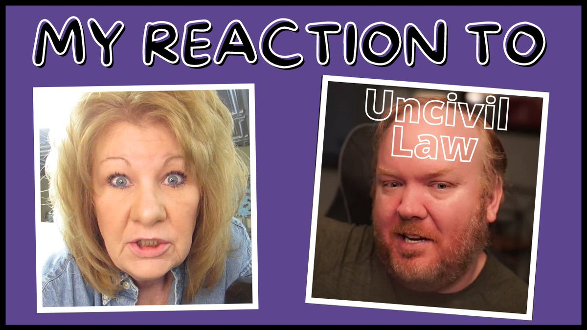 Reacting to Uncivil Law's Video WOACB VS Tati Westbrook Defamation Lawsuit  <<WATCH VIDEO HERE!!! #WOACB #WITHOUTACRYSTALBALL  #thursdayvibes #thursdaymorning #lawnerdsunite #lawnerds #YouTuber #gossip #tea