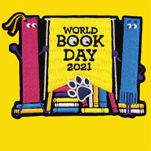 A reminder that today is World Book Day!