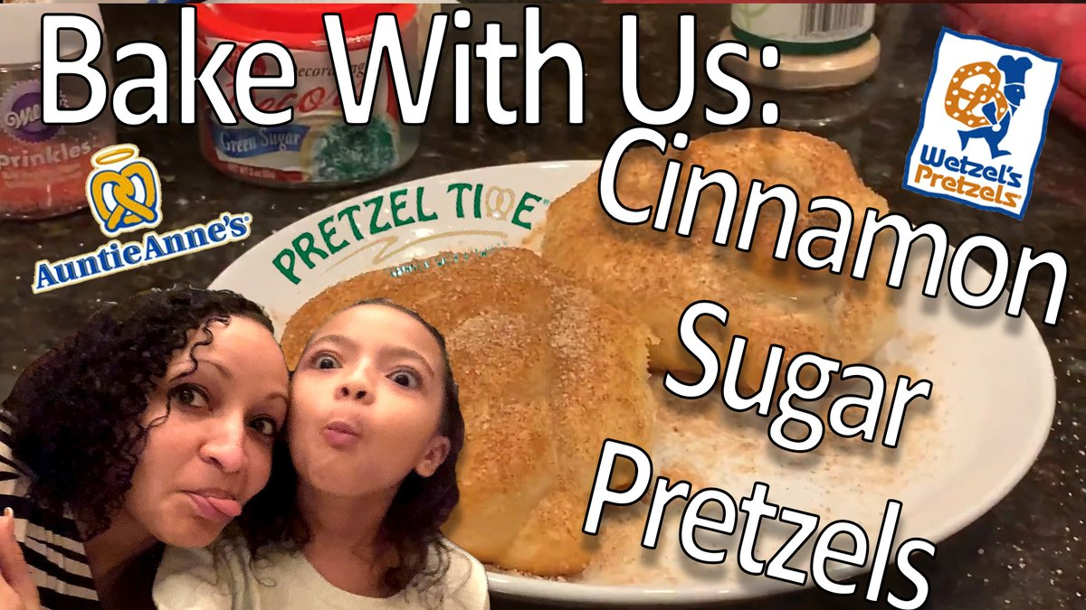 Do you miss Auntie🥨Anne's Prezels like I do?! Bruh, I got the perfect copycat cinnamon sugar pretzel recipe 🥨... I can just feel the #FOMO building... Check it Out!  @BlazedRTs #ThursdayVibes #ThursdayMorning #Baking #Foodies