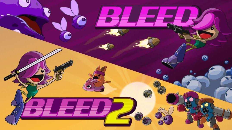 Bleed Complete Bundle (S) $4.19 via eShop.